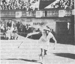 Впервые победить Н.Теплякову в финале чемпионата СССР удалось в 1940 году Г.Коровиной. Вместе со своей подругой Т.Налимовой она в 30-е и первые послевоенные годы рекордное число раз становилась чемпионкой в парном разряде.